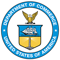 Logo of Department of Commerce